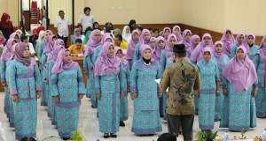 Hurisna Jamhur Pimpin KPPI Payakumbuh, Dilantik Walikota, Siap Memberdayakan Politik Perempuan
