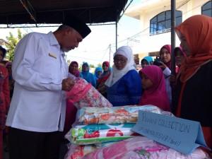 Walikota Padang Mahyeldi