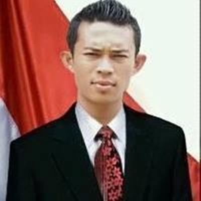 Aria Gusman, calon walinagari termuda dalam pemilihan Walinagari Sikabu-Kabu Tanjuang Aro Padang Panjang.