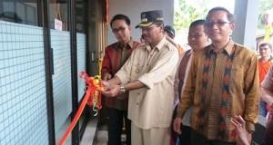 Bupati Irfendi Arbi resmikan Unit Pengelolaan Keuangan Kecamatan Mungka