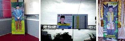 H Almaisyar Dt Bangso Dirajo Nan Kuniang istiqamah tetap maju. Bantah isu mundur.