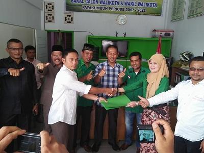 Bundo Kanduang Air Tabik, Nanik, Bakal Bangun Imtaq, Mendaftar di PPP