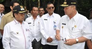 Wakil Gubernur Nasrul Abit, Kunjungi Limapuluh Kota, Segerakan Solusi Kepariwisataan