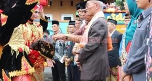 Lomba KAN Terbaik Tingkat Provinsi Sumbar di Kerapatan Adat Nagari Koto Nan Ampek Kota Payakumbuh.
