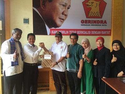 Dr Rahmad Serius, Akhir Pekan Selesaikan Pendaftaran di Partai Gerindra