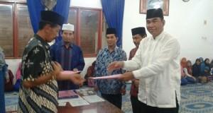 MoU Tiga Lembaga, Aktuilkan Edaran Mentri Agama di Kota Payakumbuh
