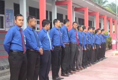 Pesantren Terpadu Insan Cendekia Boarding School (ICBS) Sumatera Barat.