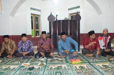 Kakankemenag H Gusman Piliang TSR Masjid Tan Malaka