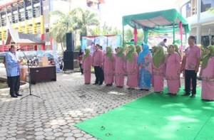 Pengukuhan FORIKAN Sumbar, dikukuhkan oleh Wakil Gubernur Sumatera Barat Nasrul Abit.