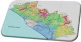 Ilustrasi Foto Kondisi Letak Geografis Padangpariaman
