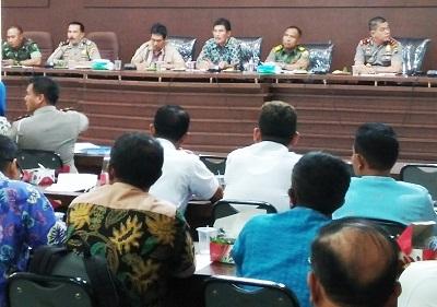 Sukseskan TdS, Panitia Etape I Payakumbuh Rapat Teknis