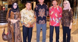 Launching TdS 2016, Kota Payakumbuh hadir langsung Walikota Riza Falepi, Sekda Benni Warlis, Kadisparpora Syahnadel Khairi, Kabid Pariwisata Nirdawati, dan Kasi Kebudayaan, Kesenian, dan Promosi Dewi Novita.