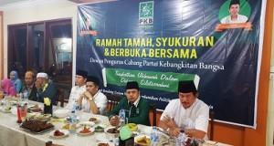 PKB Ramah Tamah, Febby Dt Bangso Lawan Lupa! Wabup Ferizal Ridwan Instruksikan Rembuk Nagari