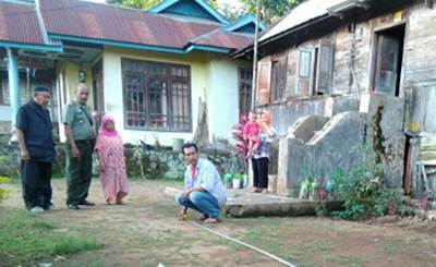 Revitalisasi Rumah Tak Layak Huni Veteran RI
