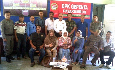 DPK Gepenta Payakumbuh Dilantik Kamis