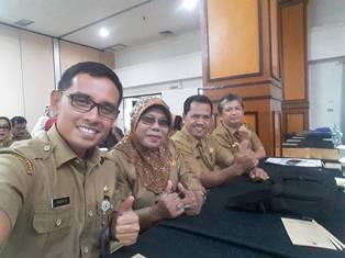 Kadisduk Capil Padang Pariaman M.Fadli Himbau Masyarakat Yang Belum Miliki KTP Eletronik Segera Mengurusnya  Sebelum Tanggal 30 September 2016