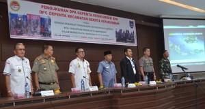 H Suwandel Muchtar Melantik DPK Gepenta Payakumbuh, Siap Langsung Bekerja