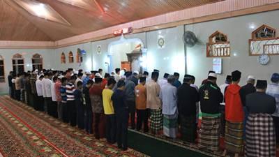 Wako Riza Falepi luncurkan Gerakan Sholat Subuh Berjamaah di Masjid Istiqamah Bulakan Balai Kandi