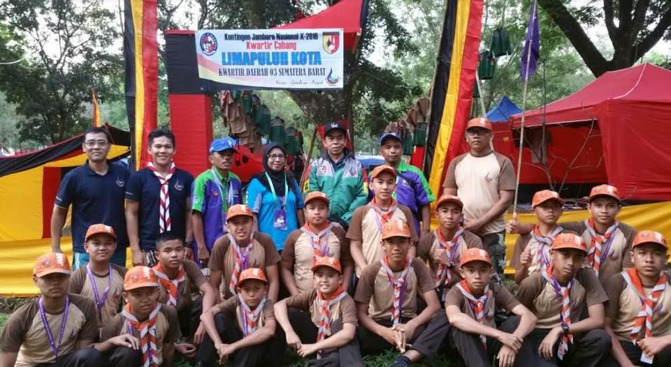 Limapuluh Kota Kirim 32 Peserta Jambore Nasional