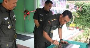 Rumkit Tentara TK III Dr. Reksodiwiryo Resmi Buka Ruang Rawat Paru
