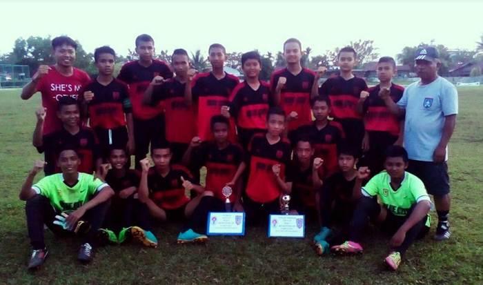 Tim Blue City Payakumbuh Juara Piala Menpora 2016 Sumbar