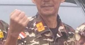 Markarios, SE, ketua terpilih FKPPI Kota Payakumbuh.