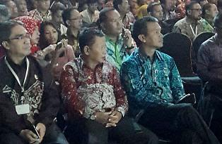 Genius umar hadiri ISCF 2016 di Bandung