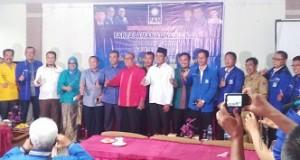 Musda PAN Payakumbuh, Taslim Pilkada Dikerucutkan di DPP 18-19 September