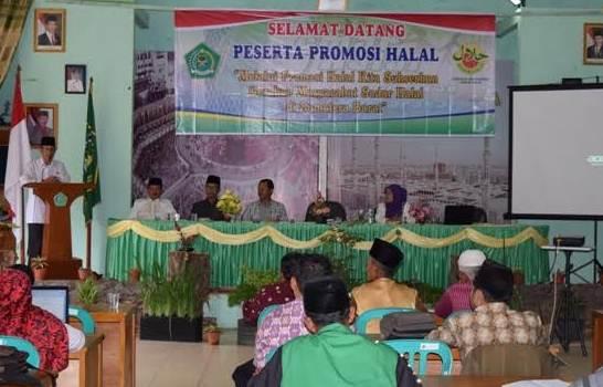 Promosi Produk Halal: Dari Luak Nan Bungsu untuk Ranah Minang