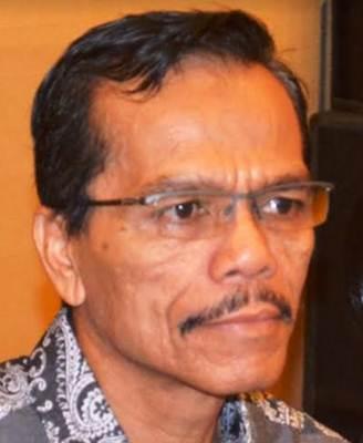 Ketua DPRD Limapuluh Kota Safaruddin Dt. Bandaro Rajo