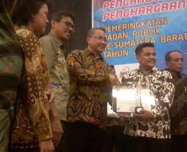 Dua Badan Publik Payakumbuh Rebut Dua Juara III