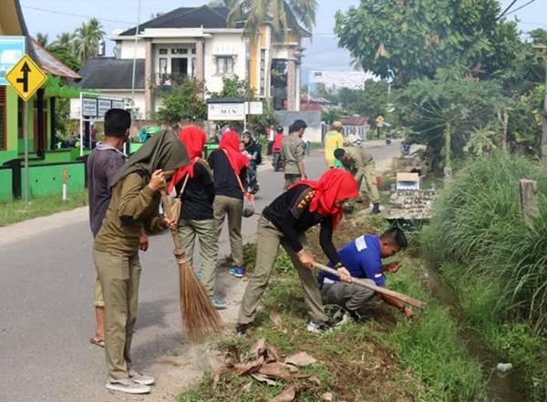 Lima Kecamatan Goro Serentak BBGRM 2016