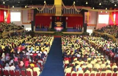 Memperingati Dies Natalis ke 62, Universitas Negeri Padang