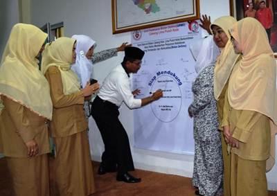 Bidan Delima Dinilai Pusat, Bupati Optimis Peningkatan Pelayanan