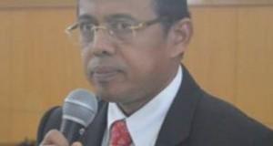 Rektor UNP Prof Ganefri