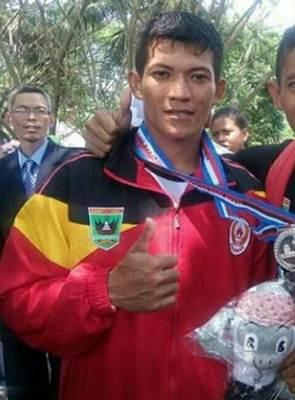 Noprion Sumbang Medali Pertama Sumbar