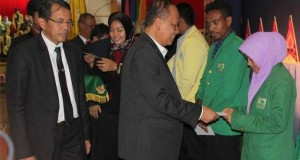 Temu Ramah Menteri Ristek-Dikti di UNP Berjalan Sukses