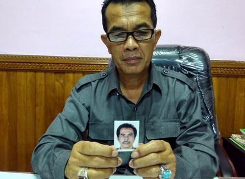 Foto jemaah haji asalPayakumbuh, Suhaimi Jamain Abdul Gafur (52) meninggal di Mekah, Selasa (06/09).