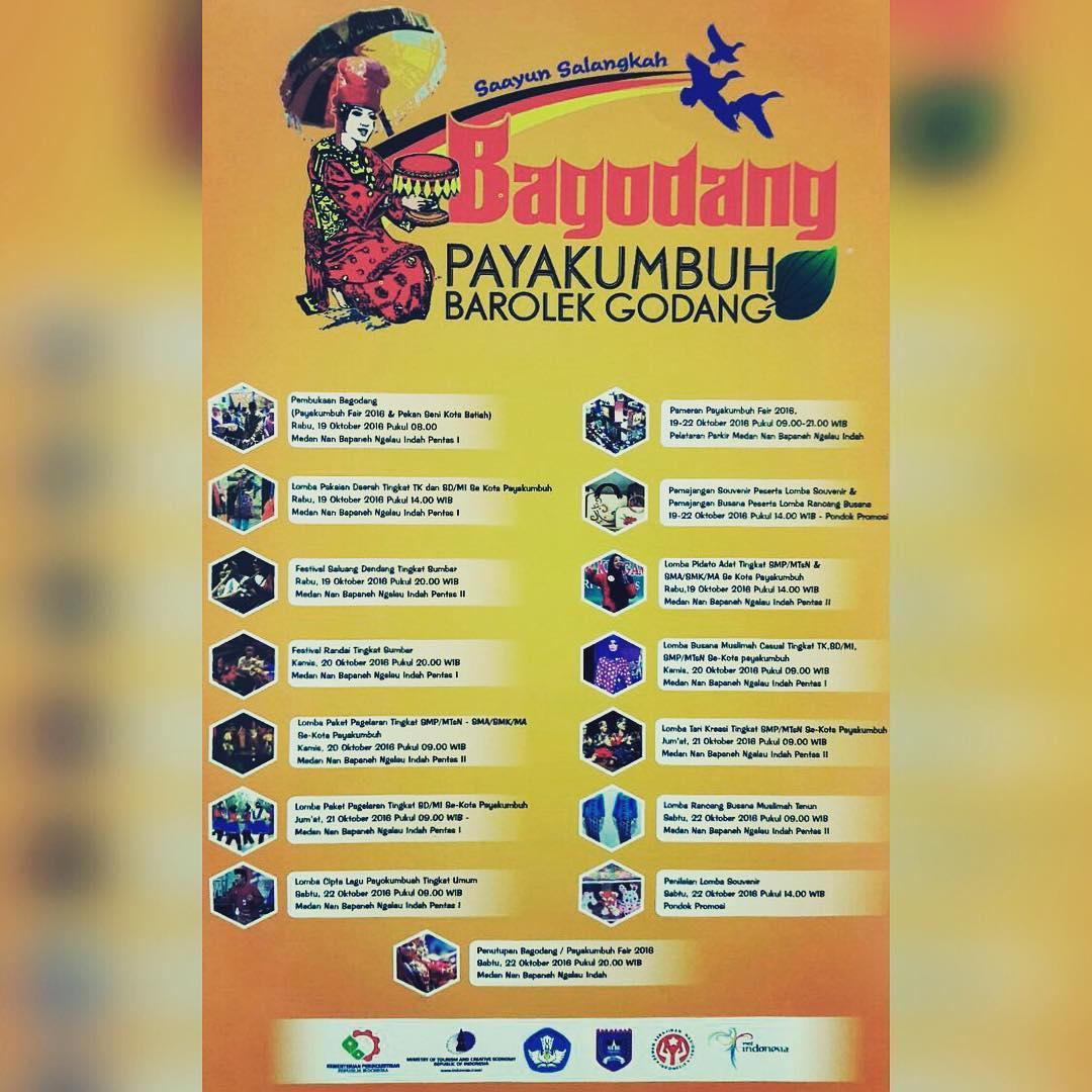Festival Saluang Badendang akan Puncaki Malam Pembukaan Bagodang