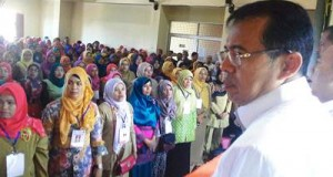 Rektor UNP Prof. Ganefri: Guru Harus Belajar