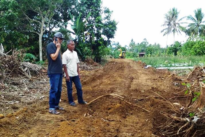 OTS Buka Jalan baru, Chandra Setipon : Ini Semua Berkat Dukungan Masyarakat