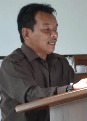 Juru Bicara Fraksi Gerindra DPRD Limapuluh Kota Irman Tedi
