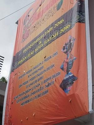 Payakumbuh Bagodang 2016