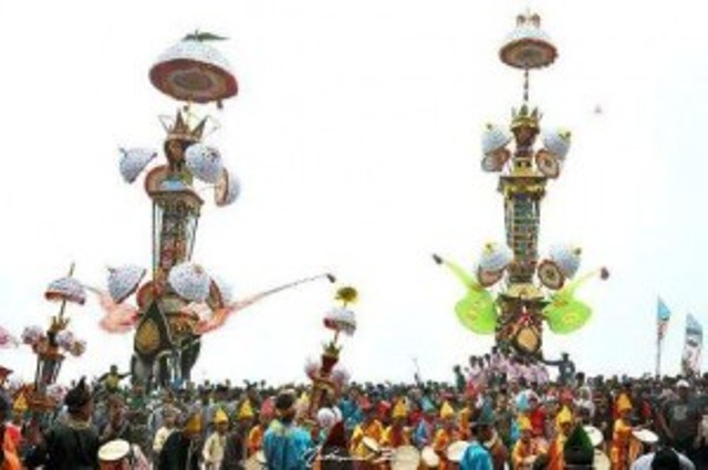 event pesta budaya tabuik kota pariaman