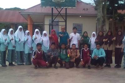 Gepenta: Hidup Sehat Tanpa Narkoba di SMA Negeri 4 Payakumbuh.