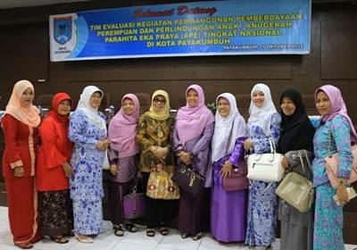 Masuk Nominasi Nasional, Tim Penilai APE 2016 Verifikasi ke Payakumbuh