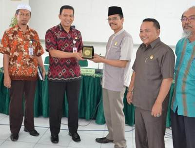 Komisi III DPRD Tukar Informasi ke Padang Panjang dan Bukittinggi