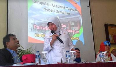 FPP UNP Kongritkan Kerjama dengan Kumpulan Akademi YNS