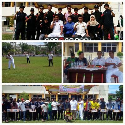 Cricket Berjaya, 2 Nomor Dipertandingkan di Porprov XIV, Resmi di Porprov Depan