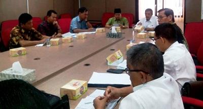 Pansus I DPRD Payakumbuh Bahas RDTR ke Bandung, Perdanya Punya Tematik dan Karakteristik.